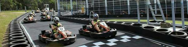 Slideways Go Karting Australia cover image