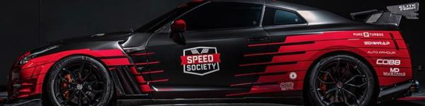 Speed Society LLC cover image