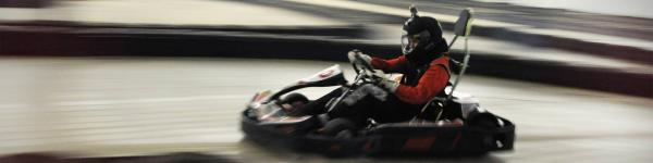 The Pit Indoor Kart Racing cover image
