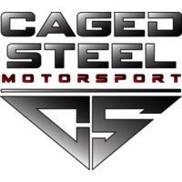 Caged Steel Motorsport logo image