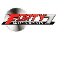 Forty7 Motorsports logo image