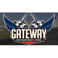 Gateway Motorsports Park logo image