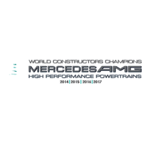 Mercedes AMG High Performance Powertrains logo image