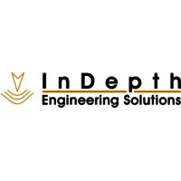 InDepth Engineering Solutions  logo image