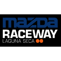 Mazda Raceway logo image
