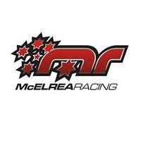 McElrea Racing Pty Ltd.  logo image