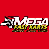 Mega Fast Karts  logo image