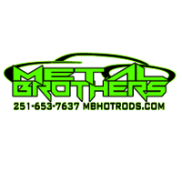 Metal Brothers Hot Rods logo image