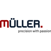 Müller Präzisionsteile GmbH  logo image
