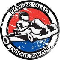 Pioneer Valley Indoor Karting  logo image