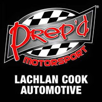 Prep'd Motorsport logo image