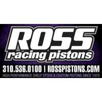 Ross Racing Pistons  logo image