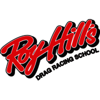 Roy Hill's Drag Racing School logo image