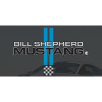 Bill Shepherd Mustang  logo image