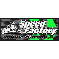 Speed Factory Indoor Karting logo image