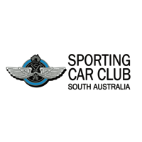Sporting Car Club of South Australia logo image