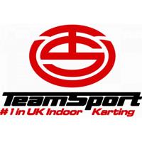 TeamSport Go Karting logo image