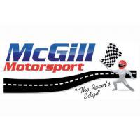 McGill Motorsport logo image