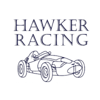 Hawker Racing logo image